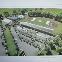 Del Rosario signs contract for P242M DavNor Sports Complex