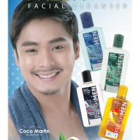 COCO MARTIN LOVES FRESHMEN FACIAL CLEANSER BY RDL PHARMACEUTICALS