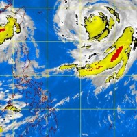 TYPHOON UPDATE: Bising growing stronger