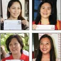 WOMEN POWER COMES TO LIFE IN DAVAO CITY 2013 ELECTIONS