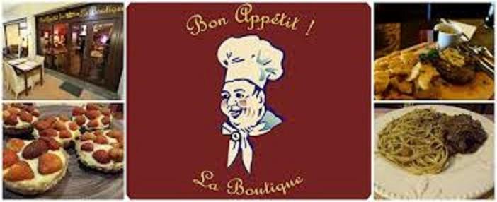2 Bon Appetit! La Boutique
