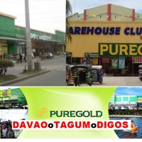 PURE GOLD OPENS DAVAO CITY  branch