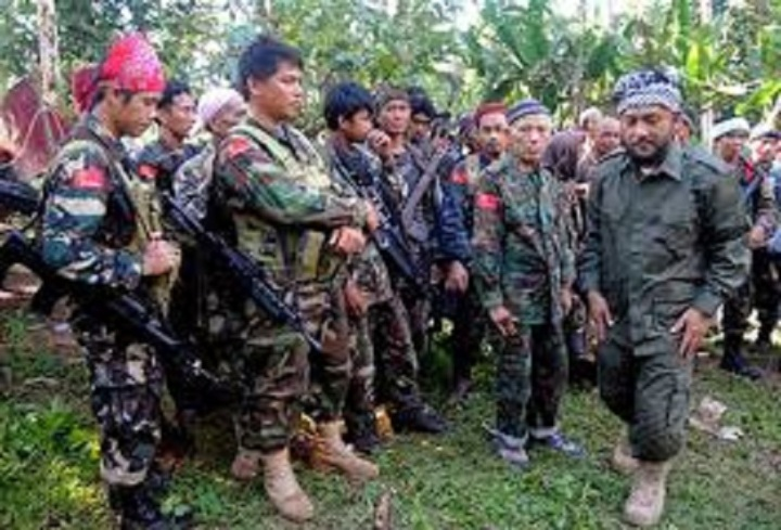 MNLF fighters