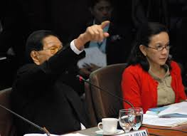 Duterte, Tan face-off  set in Senate probe
