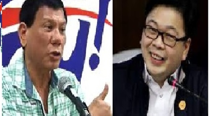 Duterte bombshell sparks Senate  probe on rice smuggling; face-off with Tan set