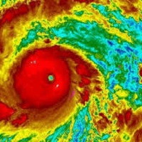 TYPHOON UPDATE: Crising makes landfall in Baganga, Davao Oriental