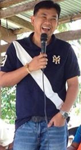 RAMIL GENTUGAYA, Compostela Valley Provincial Board member