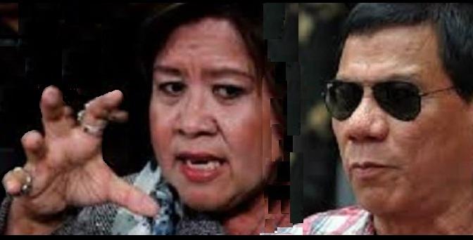 DE LIMA, TRILLANES  in Robredo's  Senate slate for 2022 election