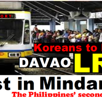 KOREANS START DAVAO LIGHT RAIL TRANSIT WITH STUDY