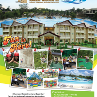 D'LEONOR INLAND RESORT AND ADVENTURE PARK