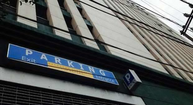 makati parking building