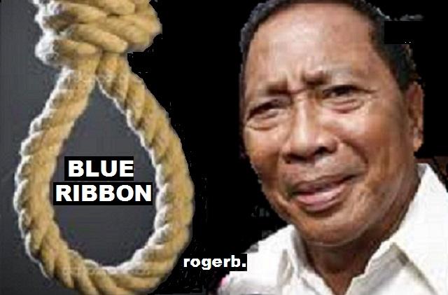 BLUE RIBBON SPURNS AQUINO REQUEST TO STOP BINAY PROBE