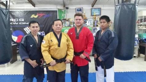 pulong taekwondo