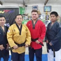 2nd PULONG DUTERTE MINDANAO TAEKWONDO CHAMPIONSHIP