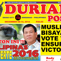 Muslim, Bisaya vote to  ensure Duterte 2016 victory