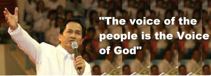 quiboloy voice of god
