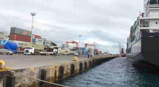 sasa wharf