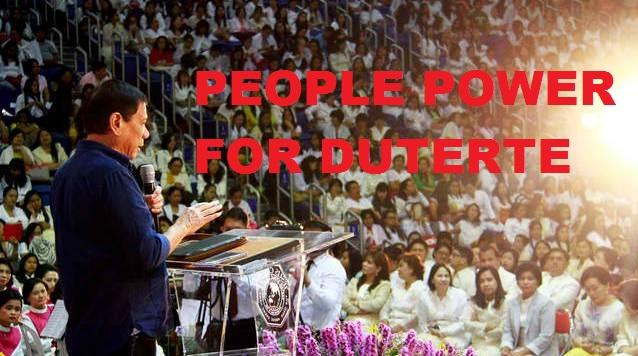 people power for duterte