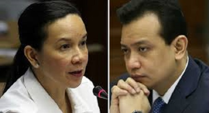 Trillanes twits Roxas lead over Binay  in latest SWS survey