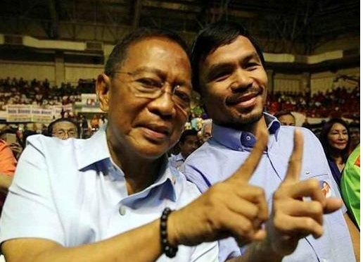 PACQUIAO: Only the courts can establish Binay's guilt