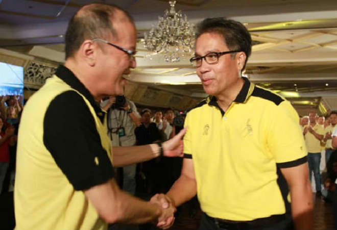 UNA: Roxas could not claim credit for Aquino's Pulse Asia survey rating