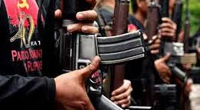 ANTI-TERRORISM COUNCIL DECLARES CPP, NPA AS TERRORIST ORGANIZATIONS