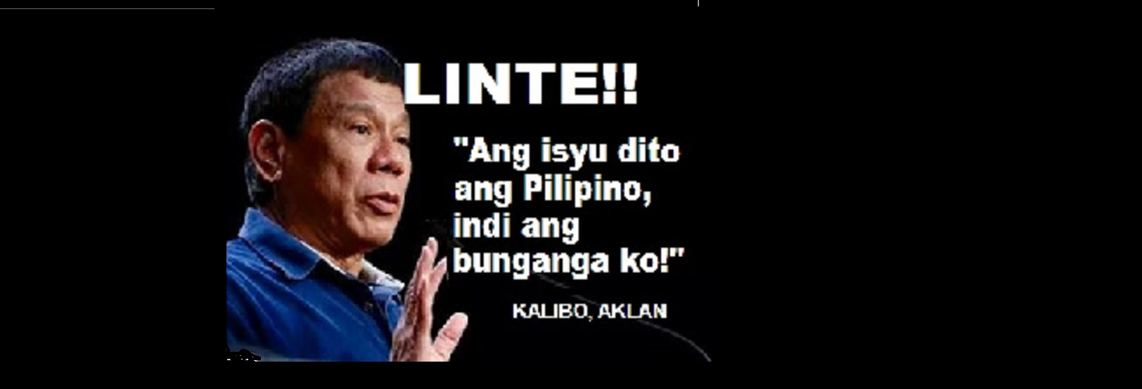 DUTERTE VS US