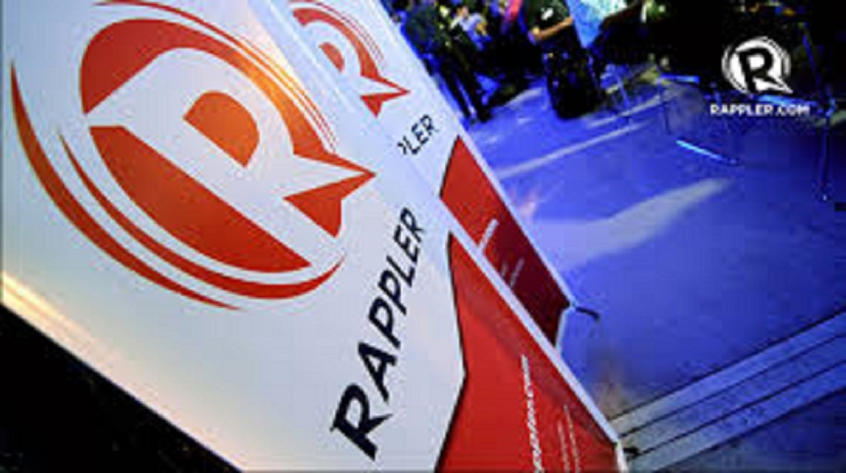 RAPPLER SLAPPED WITH P133-M TAX EVASION RAPS