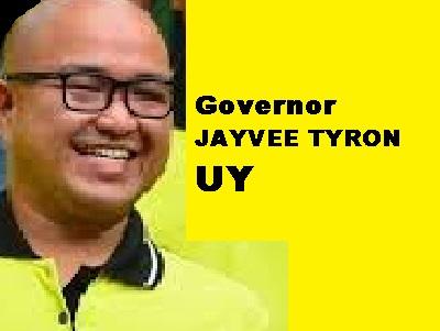 TYRON UY
