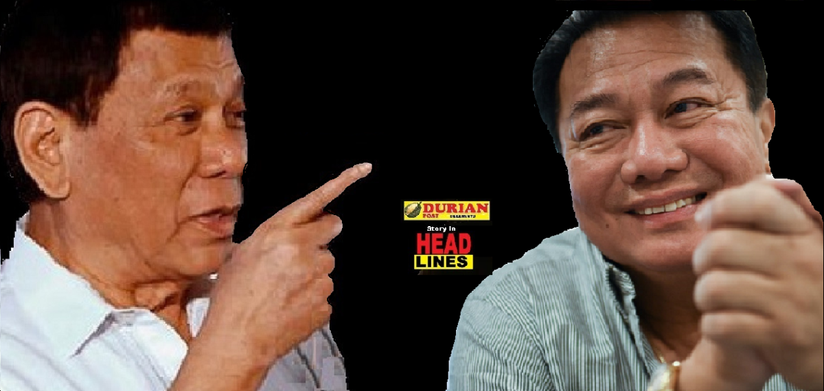 BREAKING NEWS: OUSTER OF SPEAKER ALVAREZ AS HOT AS DUTERTE'S SONA