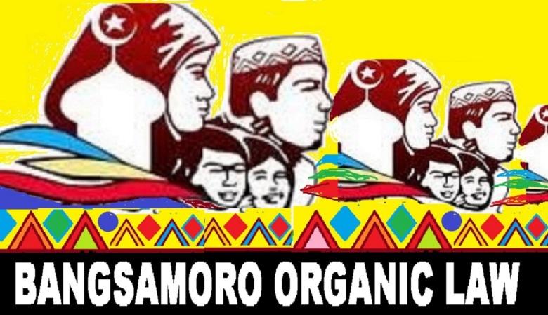 BANGSAMORO ORGANIC LAW