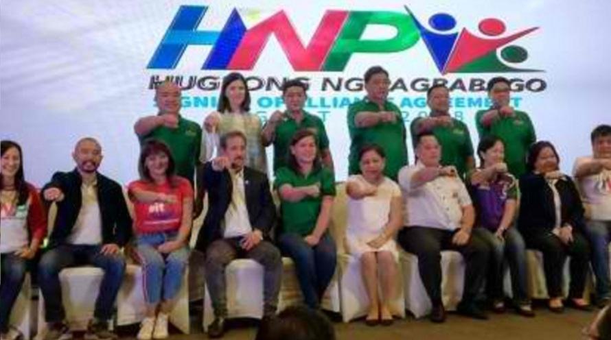 hugpong alliance forge