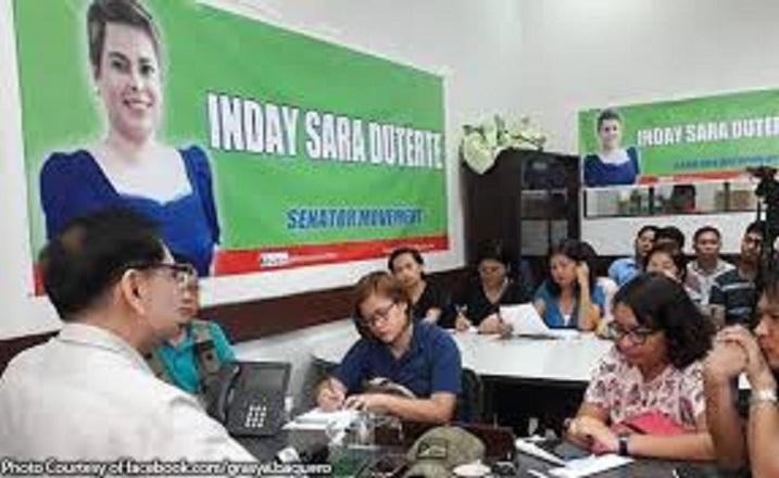 sara for senator