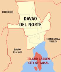 samal map