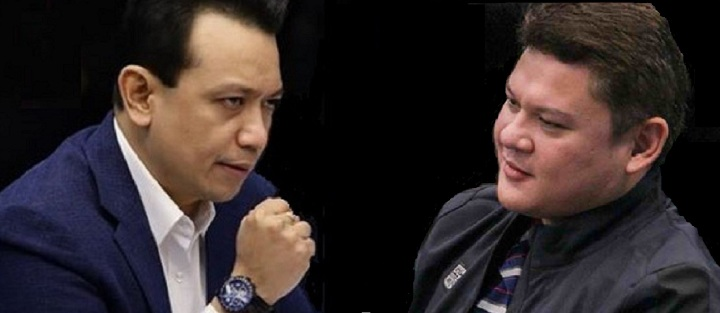trillanes angry