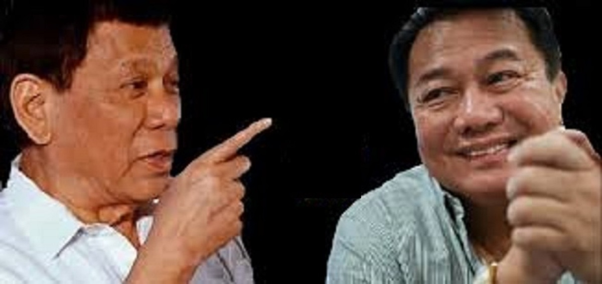 DUTERTE WARNS ALVAREZ: Be careful with Inday Sara