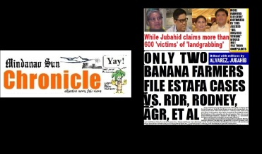 DID JUBAHIB PAY BANANA FARMERS MILLIONS IN BRIBE TO JOIN