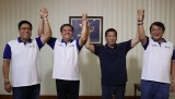 Dutertes endorse Floirendo, del Rosarios
