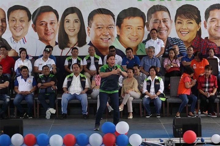 hugpong senators