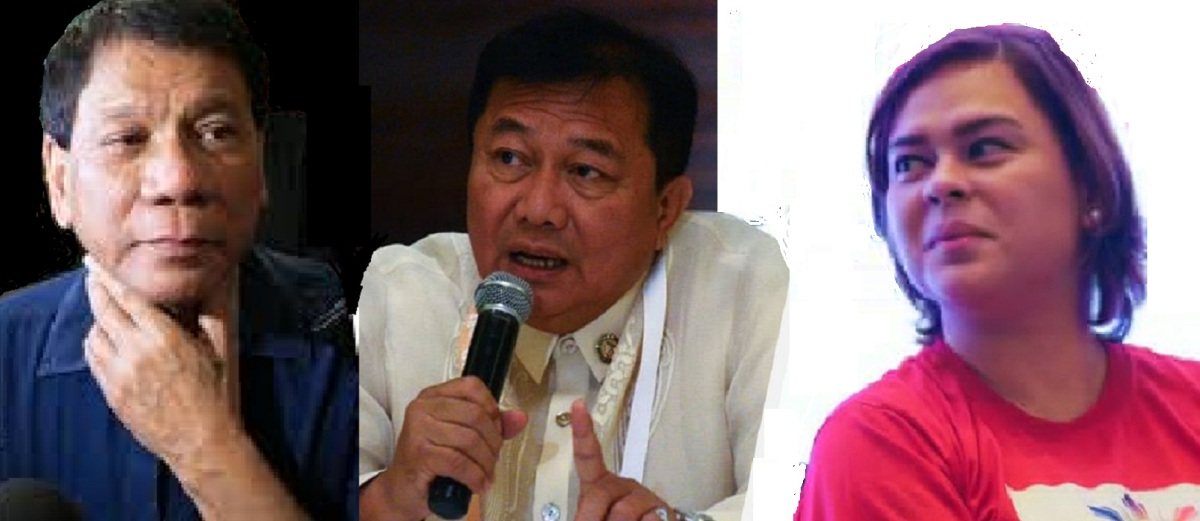 The Durian Beat: PDP/LABAN-HUGPONG ALLIANCE VS. ALVAREZ AND ALVAREZ  WING