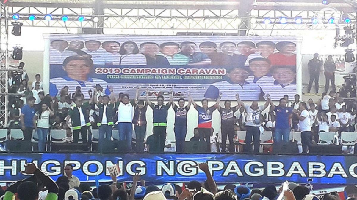 Del Rosario, Floirendo slam Alvarez in Davao del Norte Hugpong grand  rally
