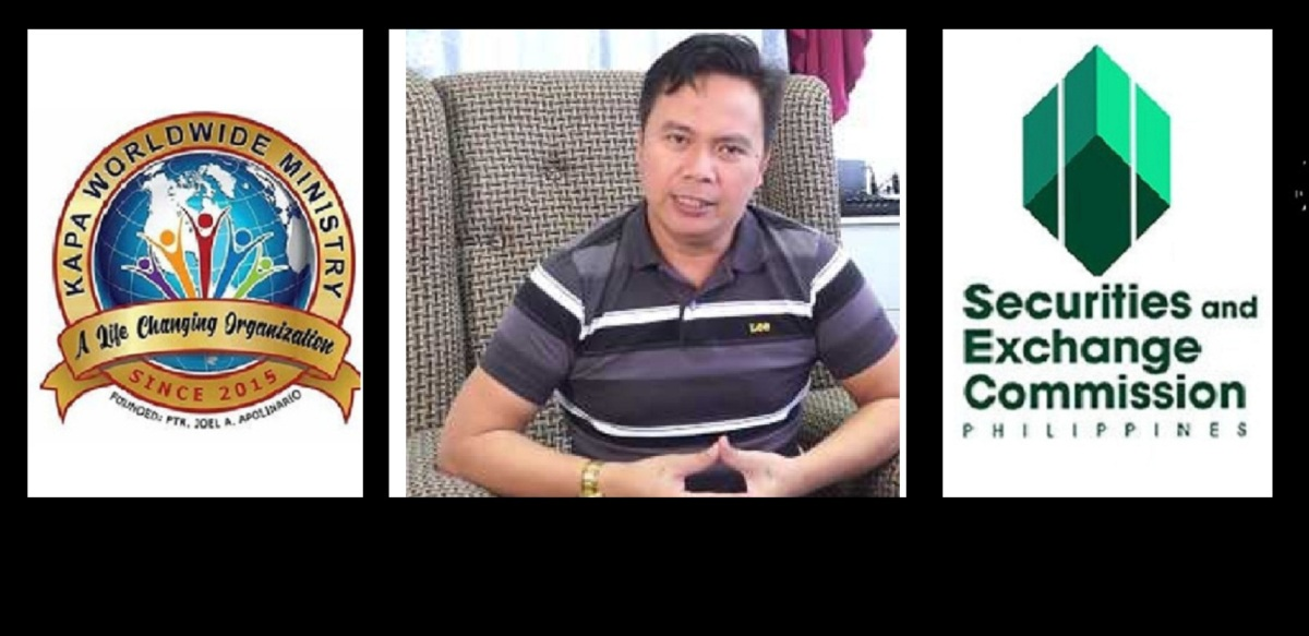 THE MOVIE ON THE LIFE STORY OF KAPA SCAM FOUNDER PASTOR JOEL APOLINARIO
