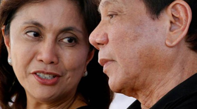 COMMENTARY: ERMIN GARCIA – Leni Robredo is not an obstructionist