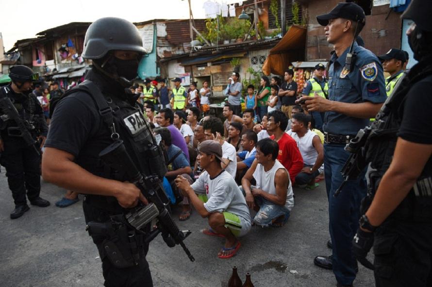 PHILIPPINES-POLITICS-CRIME-DRUGS-DUTERTE