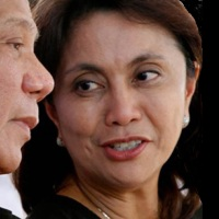 ROQUE ADVISES ROBREDO TO COURT DUTERTE