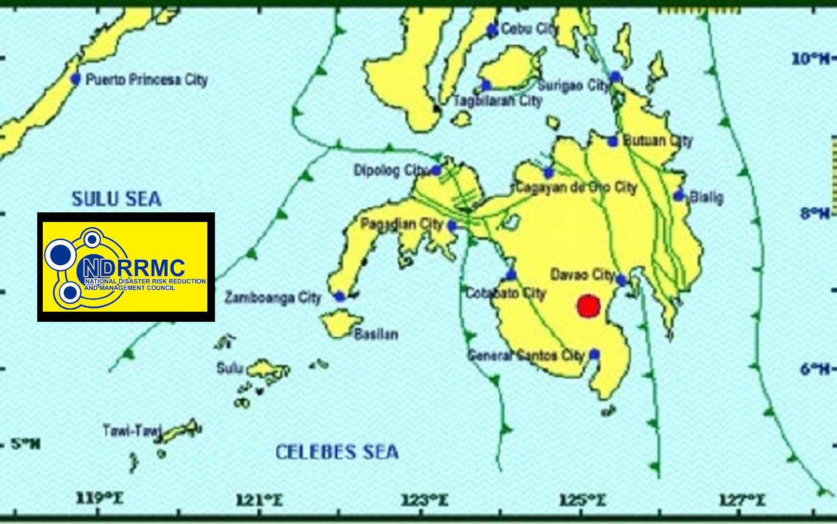 MINDANAO EARTHQUAKE