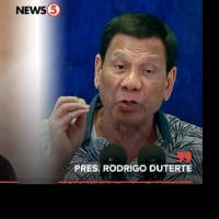 Duterte threatens to slap human rights advocate in front of Robredo