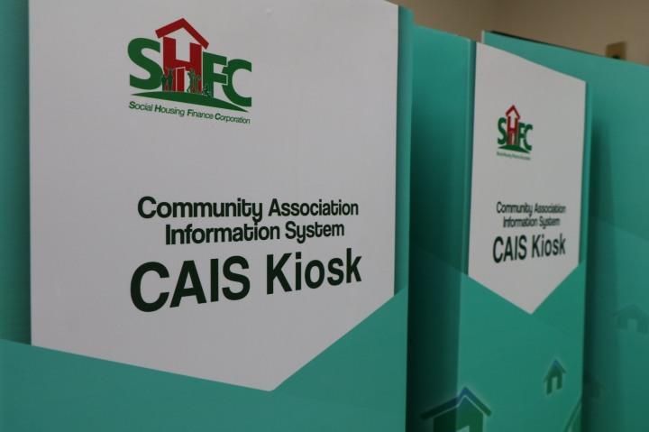 SHFC KIOSK CAIS