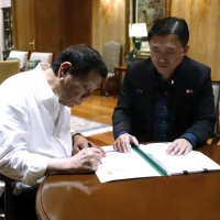PRRD signs landmark law establishing Malasakit Centers nationwide; also approves postponement of barangay and SK elections