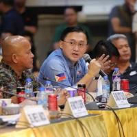 Bong Go seeks full cooperation in Marawi City rehabilitation